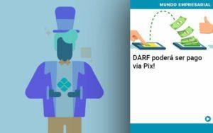 Darf Poderá Ser Pago Via Pix Organização Contábil Lawini - Contabilidade em Joinville - SC | Dominium Contabilidade