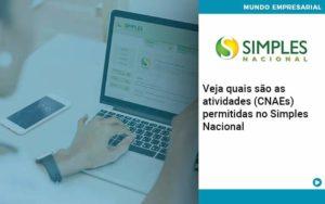 Veja Quais São As Atividades Cnaes Permitidas No Simples Nacional Organização Contábil Lawini - Contabilidade em Joinville - SC | Dominium Contabilidade